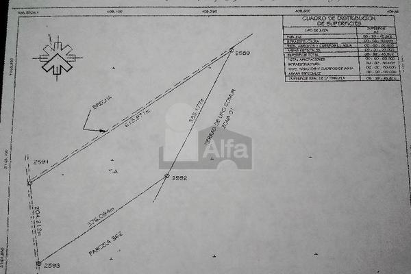 Foto de terreno habitacional en venta en portal del río , laderas de san guillermo, aquiles serdán, chihuahua, 5881727 No. 09