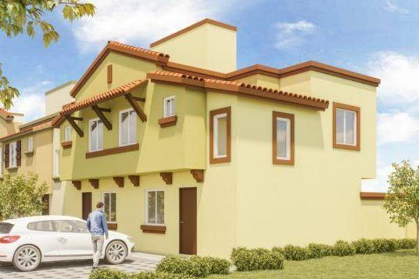 Foto de casa en venta en  , portal ojo de agua, tecámac, méxico, 12831078 No. 01