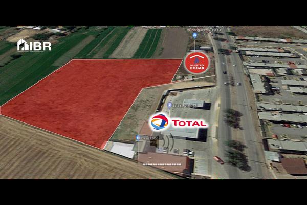 Foto de terreno comercial en renta en  , portal ojo de agua, tecámac, méxico, 18095092 No. 02