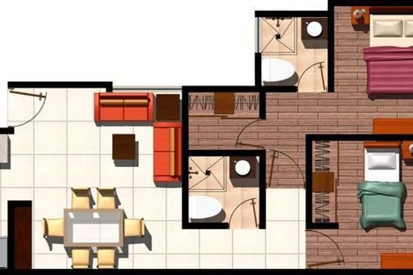 Foto de departamento en venta en  , portales oriente, benito juárez, df / cdmx, 12263558 No. 19