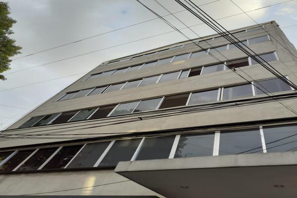 Foto de oficina en renta en  , portales sur, benito juárez, df / cdmx, 18147791 No. 01