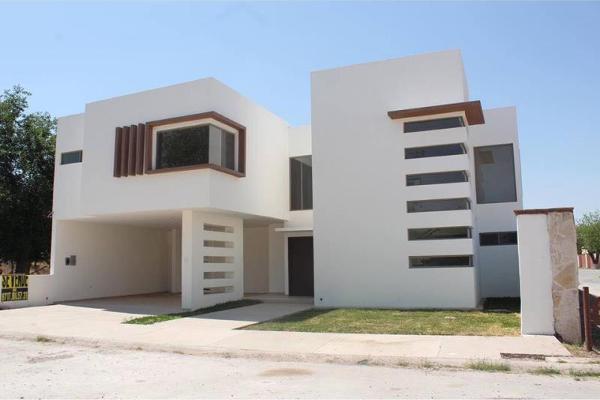 Foto de casa en venta en porton zacarias , fraccionamiento lagos, torreón, coahuila de zaragoza, 6200983 No. 01