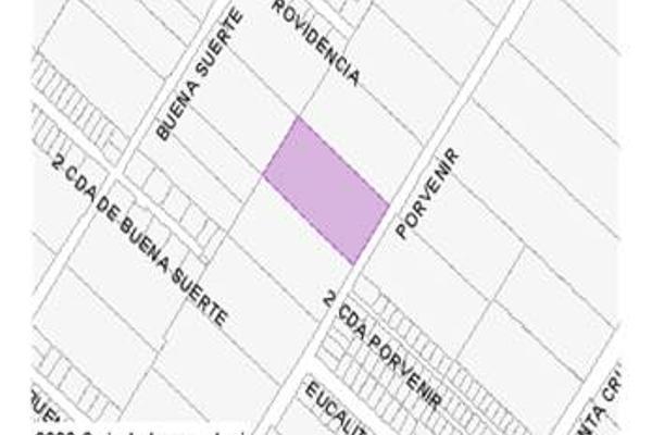 Foto de terreno industrial en venta en porvenir 207, ampliación los olivos, tláhuac, df / cdmx, 8843619 No. 03