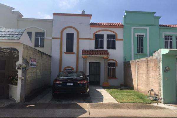 Foto de casa en venta en posada santa fe ---, rincón de los arcos, irapuato, guanajuato, 5763886 No. 01