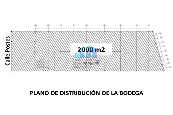 Foto de bodega en renta en postes , lomas de santo domingo, álvaro obregón, df / cdmx, 18426156 No. 02