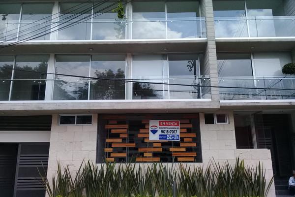 Foto de departamento en venta en poussin , mixcoac, benito juárez, df / cdmx, 8187330 No. 01