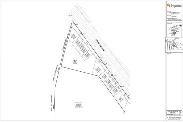 Foto de terreno habitacional en venta en  , pozo bravo norte, aguascalientes, aguascalientes, 18754815 No. 01
