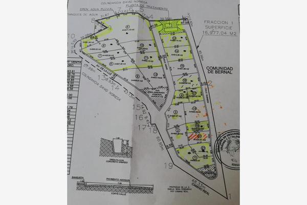 Foto de terreno habitacional en venta en pozo del cerro de jesús , bernal, ezequiel montes, querétaro, 5654957 No. 03
