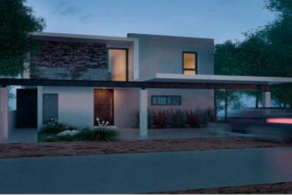 Foto de casa en venta en praderas del mayab, modelo aqua , conkal, conkal, yucatán, 6189989 No. 01