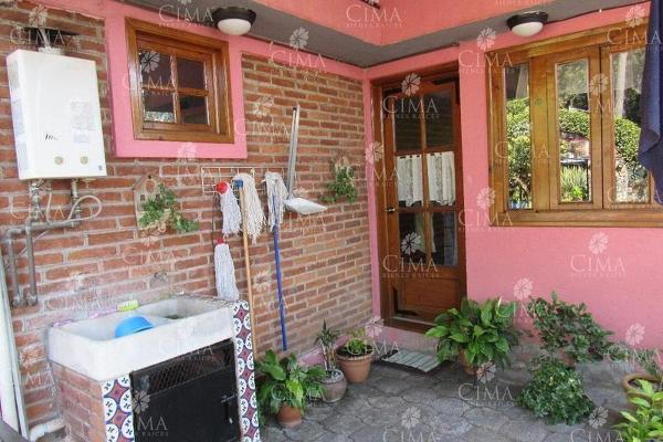 Foto de casa en venta en  , santa maría ahuacatitlán, cuernavaca, morelos, 8888211 No. 11