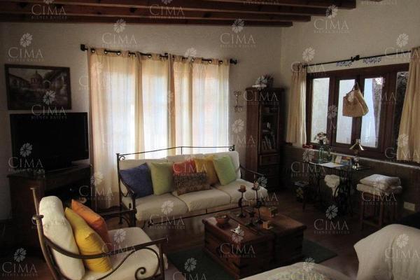 Foto de casa en venta en  , santa maría ahuacatitlán, cuernavaca, morelos, 8888211 No. 24