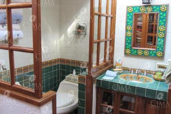 Foto de casa en venta en  , santa maría ahuacatitlán, cuernavaca, morelos, 8888211 No. 26