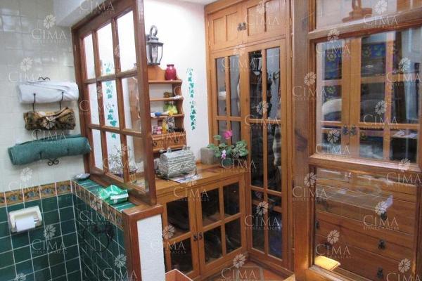 Foto de casa en venta en  , santa maría ahuacatitlán, cuernavaca, morelos, 8888211 No. 29