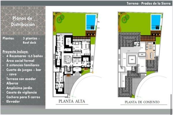 Foto de terreno habitacional en venta en  , prados de la sierra, san pedro garza garcía, nuevo león, 20674800 No. 08