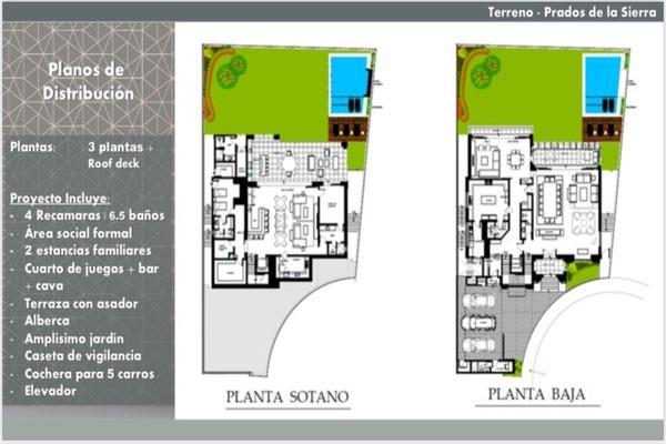 Foto de terreno habitacional en venta en  , prados de la sierra, san pedro garza garcía, nuevo león, 20674800 No. 13