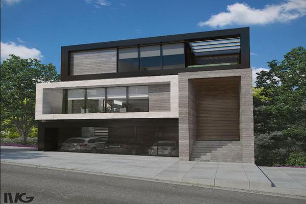 Foto de casa en venta en  , prados de la sierra, san pedro garza garcía, nuevo león, 7895432 No. 01