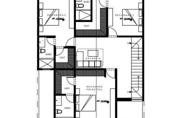Foto de casa en venta en  , prados de la silla 1 sector, monterrey, nuevo león, 4632331 No. 02
