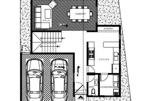 Foto de casa en venta en  , prados de la silla 1 sector, monterrey, nuevo león, 4635702 No. 03