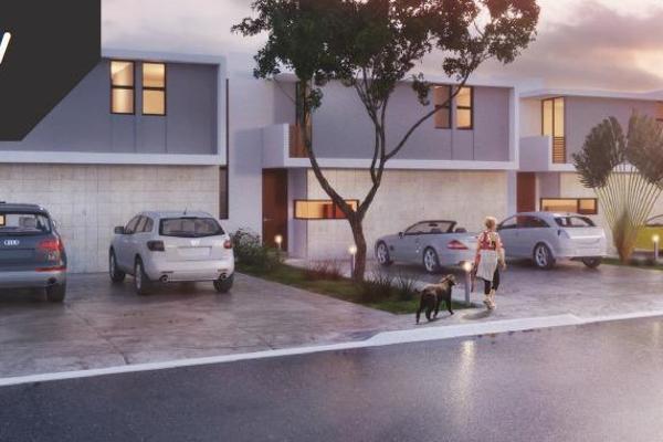 Foto de casa en venta en preciosa casa nueva en palmar, dzitya , dzitya, mérida, yucatán, 0 No. 01