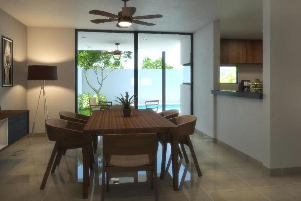 Foto de casa en venta en preciosa casa nueva en palmar, dzitya , dzitya, mérida, yucatán, 0 No. 02