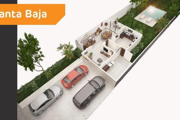 Foto de casa en venta en preciosa casa nueva en palmar, dzitya , dzitya, mérida, yucatán, 0 No. 04