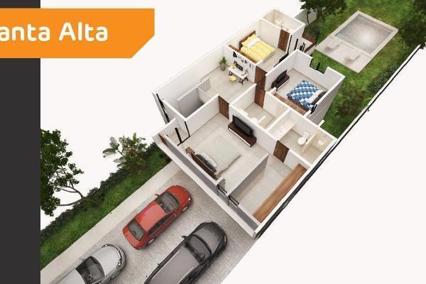 Foto de casa en venta en preciosa casa nueva en palmar, dzitya , dzitya, mérida, yucatán, 0 No. 06