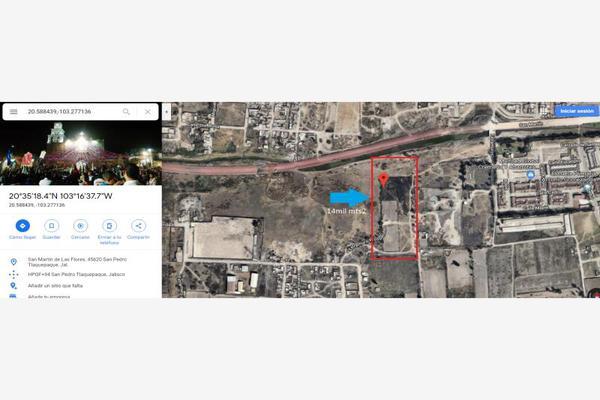 Foto de terreno habitacional en venta en predio el plan 0, san martín de las flores de abajo, san pedro tlaquepaque, jalisco, 8843014 No. 02
