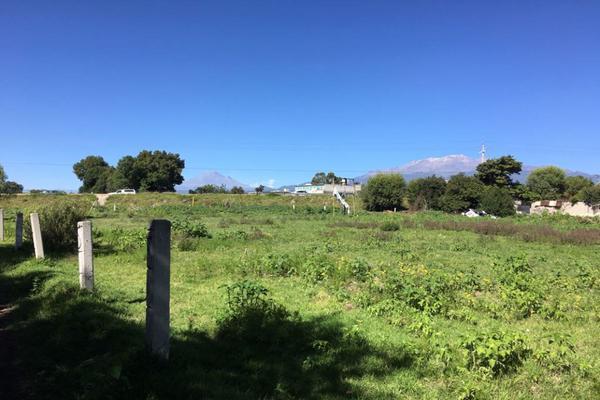 Foto de terreno habitacional en venta en predio llano grande , san rafael tlanalapan, san martín texmelucan, puebla, 0 No. 03