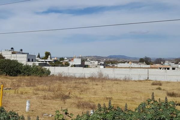 Foto de terreno habitacional en venta en predio llano grande , san rafael tlanalapan, san martín texmelucan, puebla, 0 No. 05
