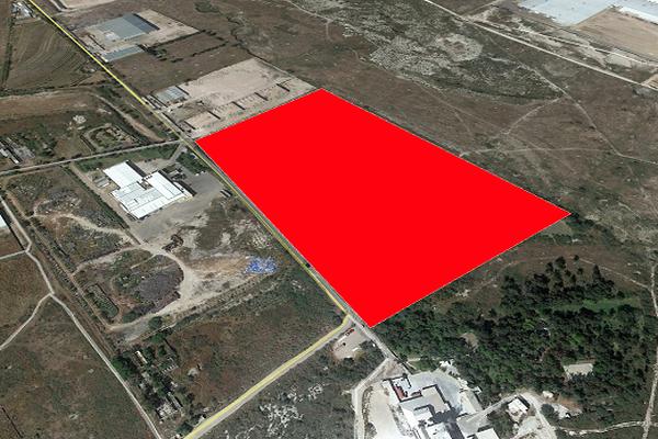 Foto de terreno industrial en venta en predio rústico el tepamal , hacienda de márquez, irapuato, guanajuato, 5926326 No. 06