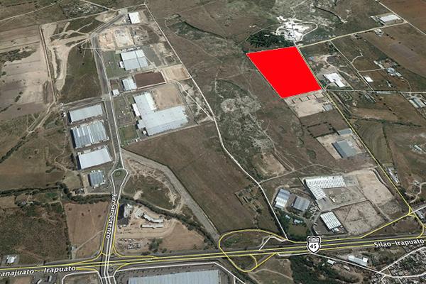 Foto de terreno industrial en venta en predio rústico el tepamal , hacienda de márquez, irapuato, guanajuato, 5926326 No. 08
