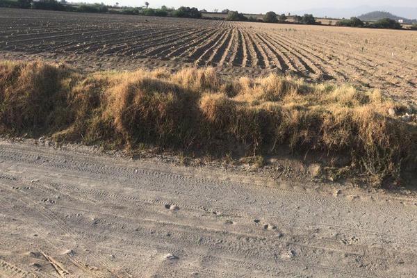Foto de terreno comercial en venta en predio urbano , santa maría nativitas, calimaya, méxico, 13303398 No. 01