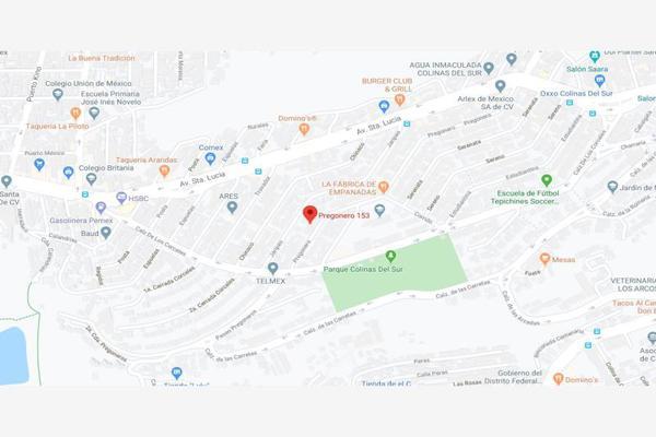 Foto de casa en venta en pregonero 0, colina del sur, álvaro obregón, df / cdmx, 12772659 No. 04