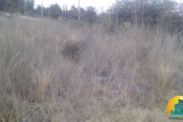 Foto de terreno habitacional en venta en  , la presa, mineral del chico, hidalgo, 8063825 No. 02