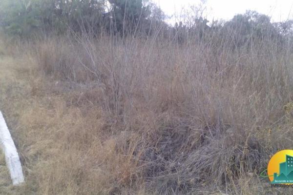 Foto de terreno habitacional en venta en  , la presa, mineral del chico, hidalgo, 8063825 No. 03