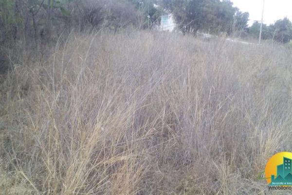 Foto de terreno habitacional en venta en  , la presa, mineral del chico, hidalgo, 8063825 No. 04