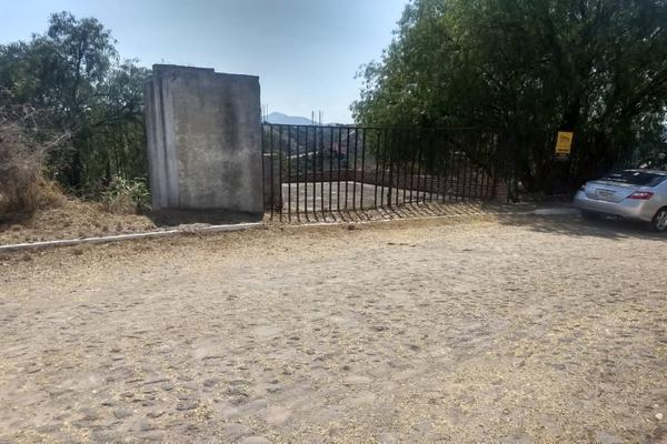 Foto de terreno habitacional en venta en presa requena , presa escondida, tepeji del río de ocampo, hidalgo, 16098590 No. 03