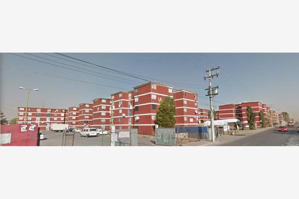 Foto de departamento en venta en presidentes edificio 3, coacalco, coacalco de berriozábal, méxico, 16297583 No. 01