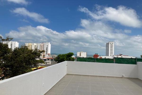 Foto de casa en venta en preventa con vista al mar en la terraza, cerca de centros comerciales 1, el morro las colonias, boca del río, veracruz de ignacio de la llave, 0 No. 33