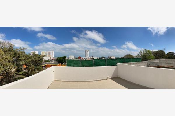 Foto de casa en venta en preventa con vista al mar en la terraza, cerca de centros comerciales 1, el morro las colonias, boca del río, veracruz de ignacio de la llave, 0 No. 35