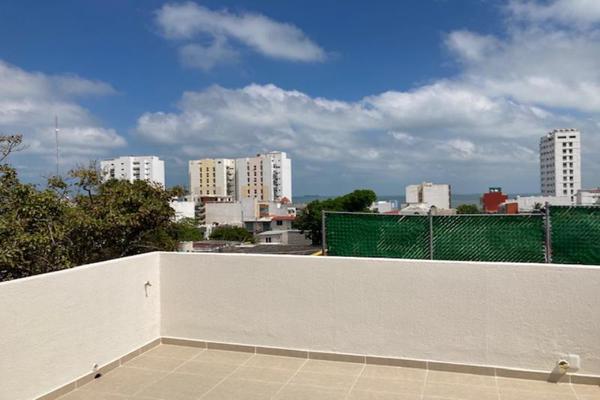 Foto de casa en venta en preventa con vista al mar en la terraza, cerca de centros comerciales 1, el morro las colonias, boca del río, veracruz de ignacio de la llave, 0 No. 36