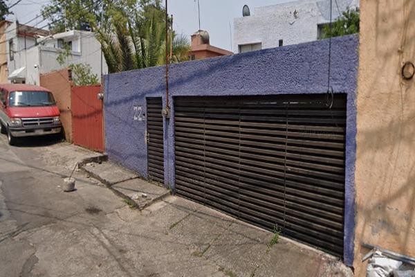 Foto de casa en venta en primera cerrada de pilares , las aguilas 1a sección, álvaro obregón, df / cdmx, 15239340 No. 01