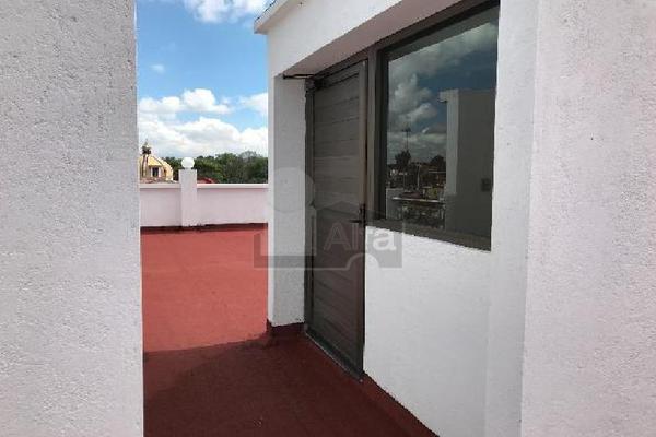 Foto de cuarto en renta en primera de bellas artes , santa bárbara almoloya, san pedro cholula, puebla, 9154021 No. 09