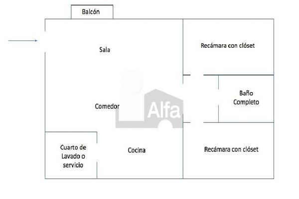 Foto de cuarto en renta en primera de bellas artes , santa bárbara almoloya, san pedro cholula, puebla, 9154021 No. 22
