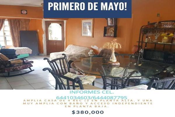 Foto de casa en venta en  , primero de mayo, cajeme, sonora, 7954617 No. 02