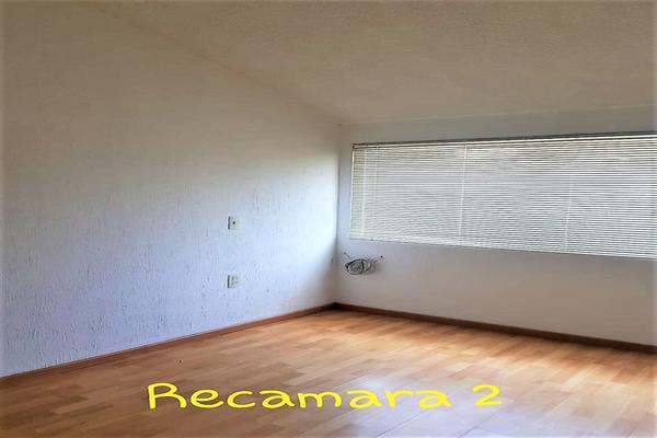 Foto de casa en venta en primero de mayo , capultitlán centro, toluca, méxico, 19504699 No. 20