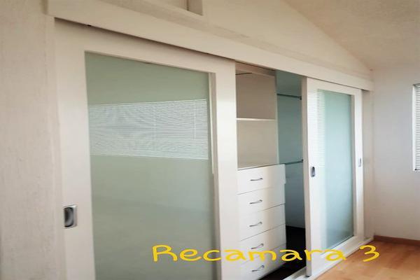 Foto de casa en venta en primero de mayo , capultitlán centro, toluca, méxico, 19504699 No. 23