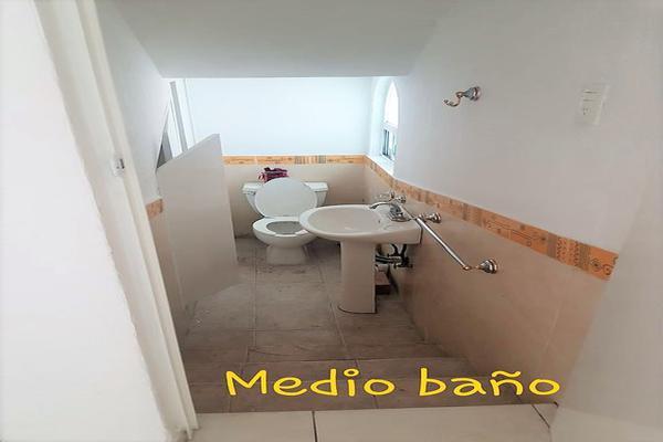 Foto de casa en venta en primero de mayo , capultitlán centro, toluca, méxico, 19504699 No. 30