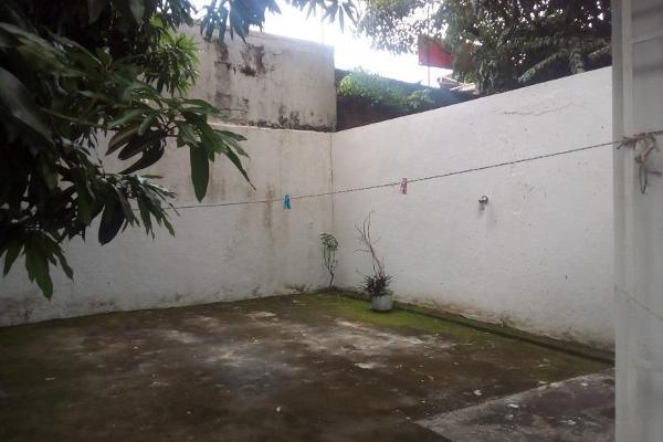 Foto de casa en venta en  , primero de mayo, veracruz, veracruz de ignacio de la llave, 5970783 No. 16