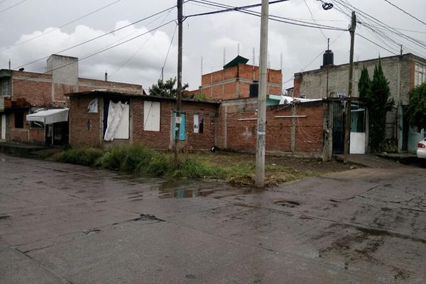 Foto de terreno habitacional en venta en  , primo tapia, morelia, michoacán de ocampo, 17939353 No. 02